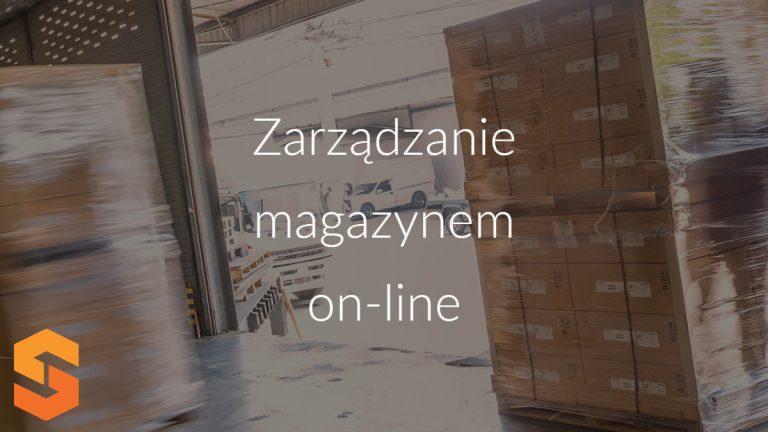 Zarządzanie magazynem on-line
