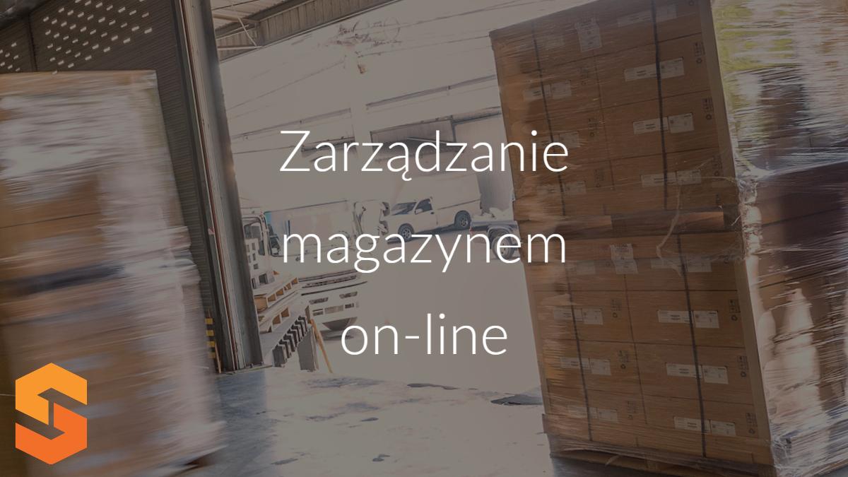 zarządzanie magazynem online