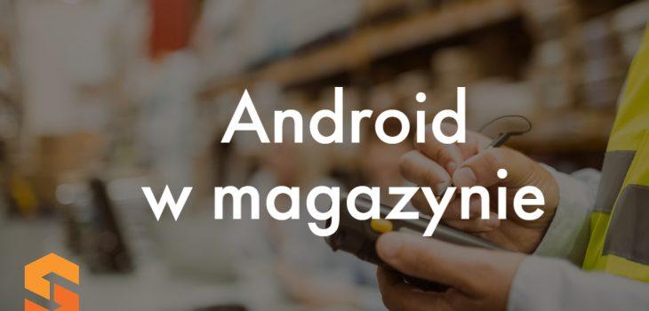 aplikacja dla magazynów wysokiego składowania