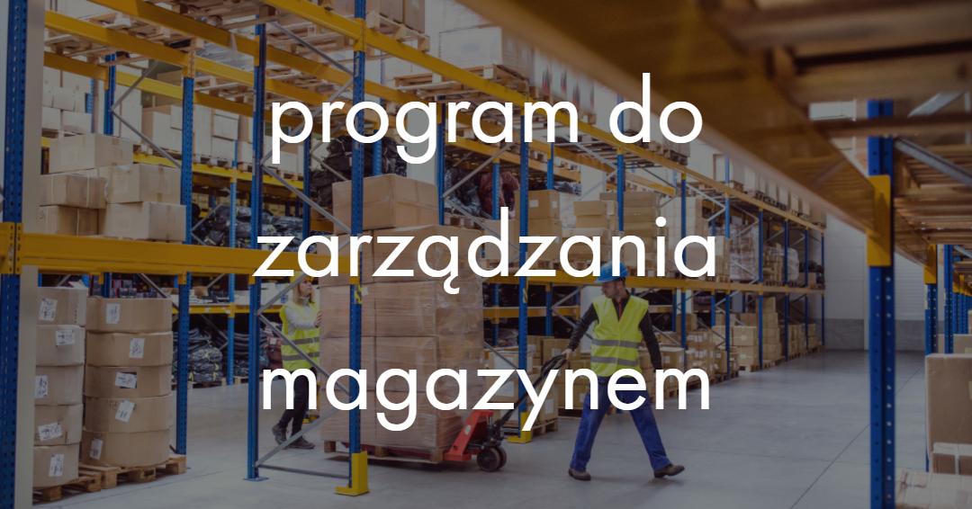 Magazynowy system informatyczny dla SAP